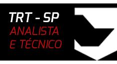 TRT/SP 2° Região - Área Administrativa - Pós Edital