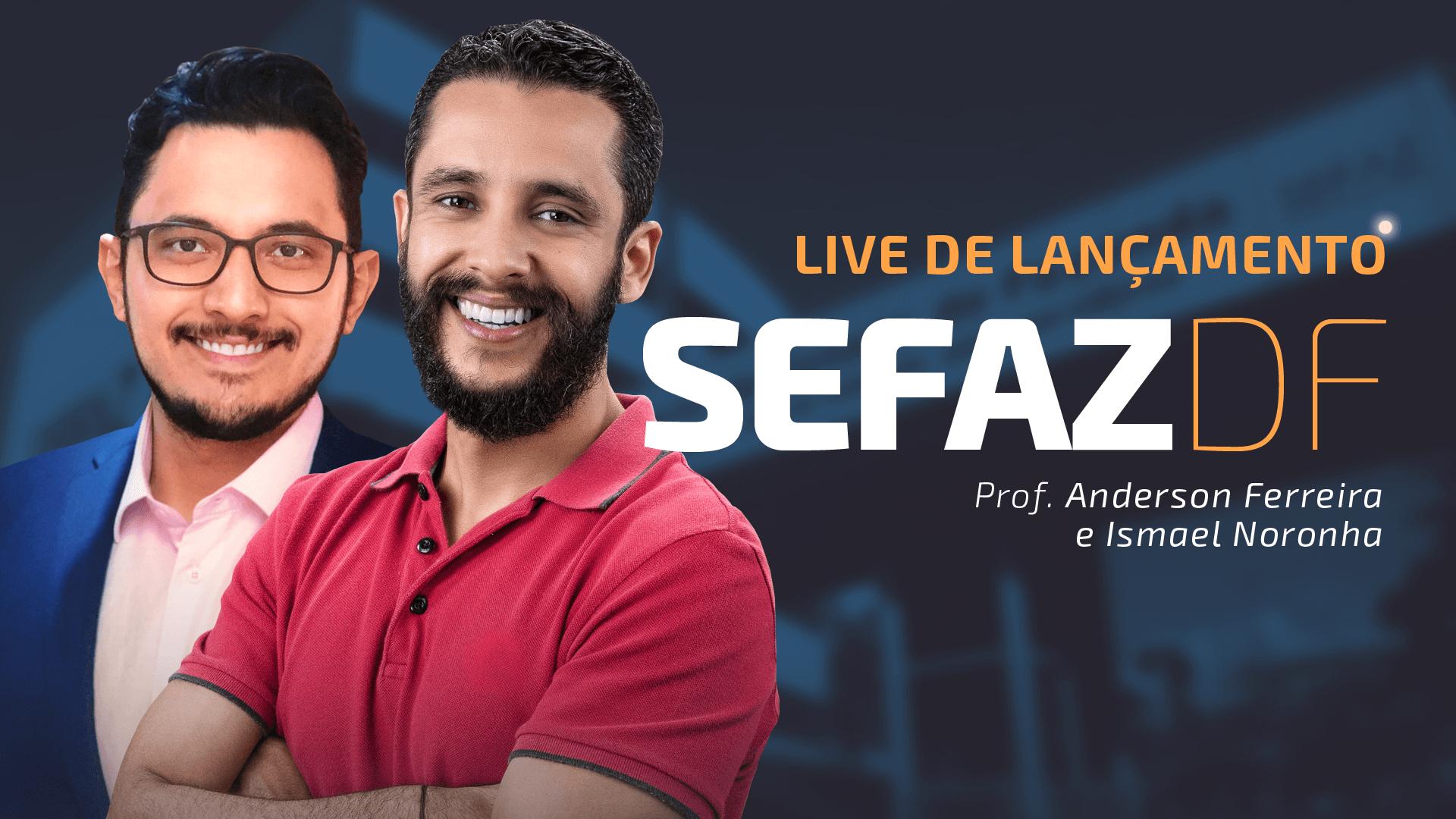 Lançamento da SEFAZDF