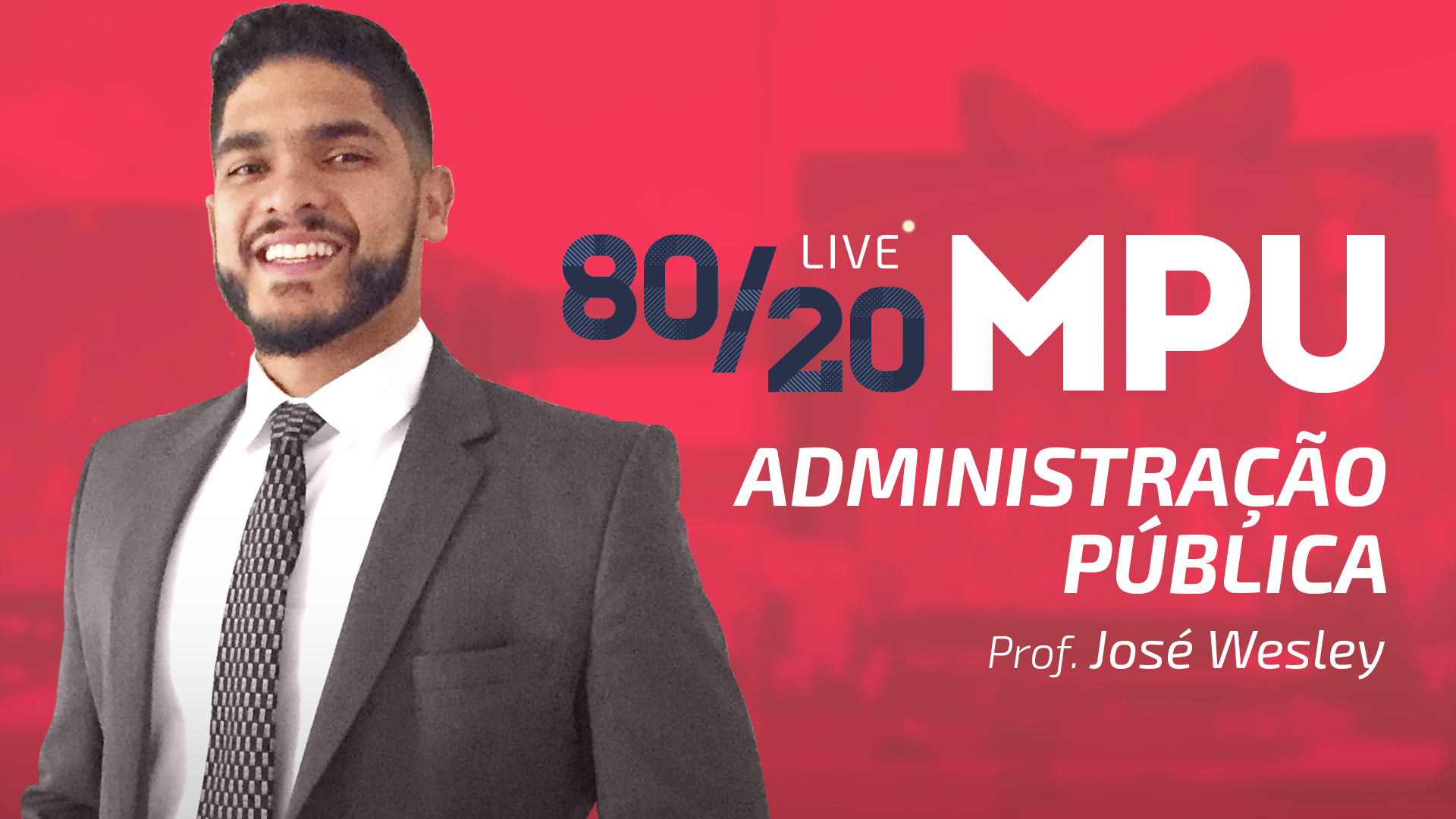 80/20 MPU Administração Pública para Técnico e Analista