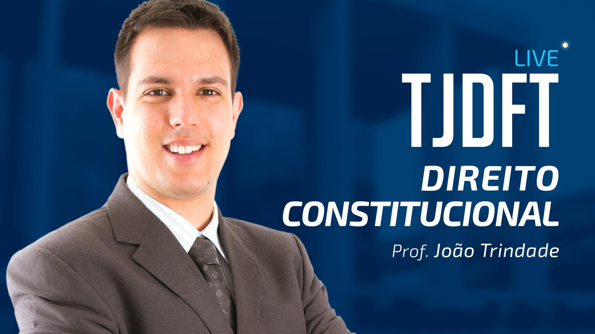 Semana de Jurisprudência TJDFT - Direito Constitucional