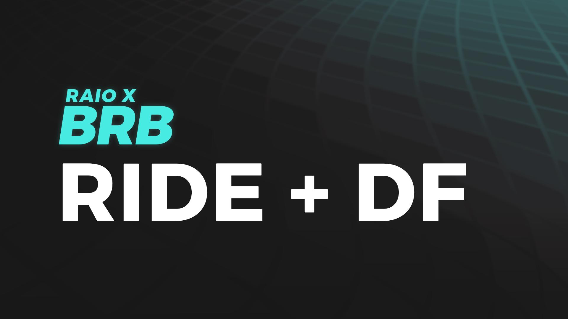 Raio X BRB | RIDE + Realidade do DF com Urani