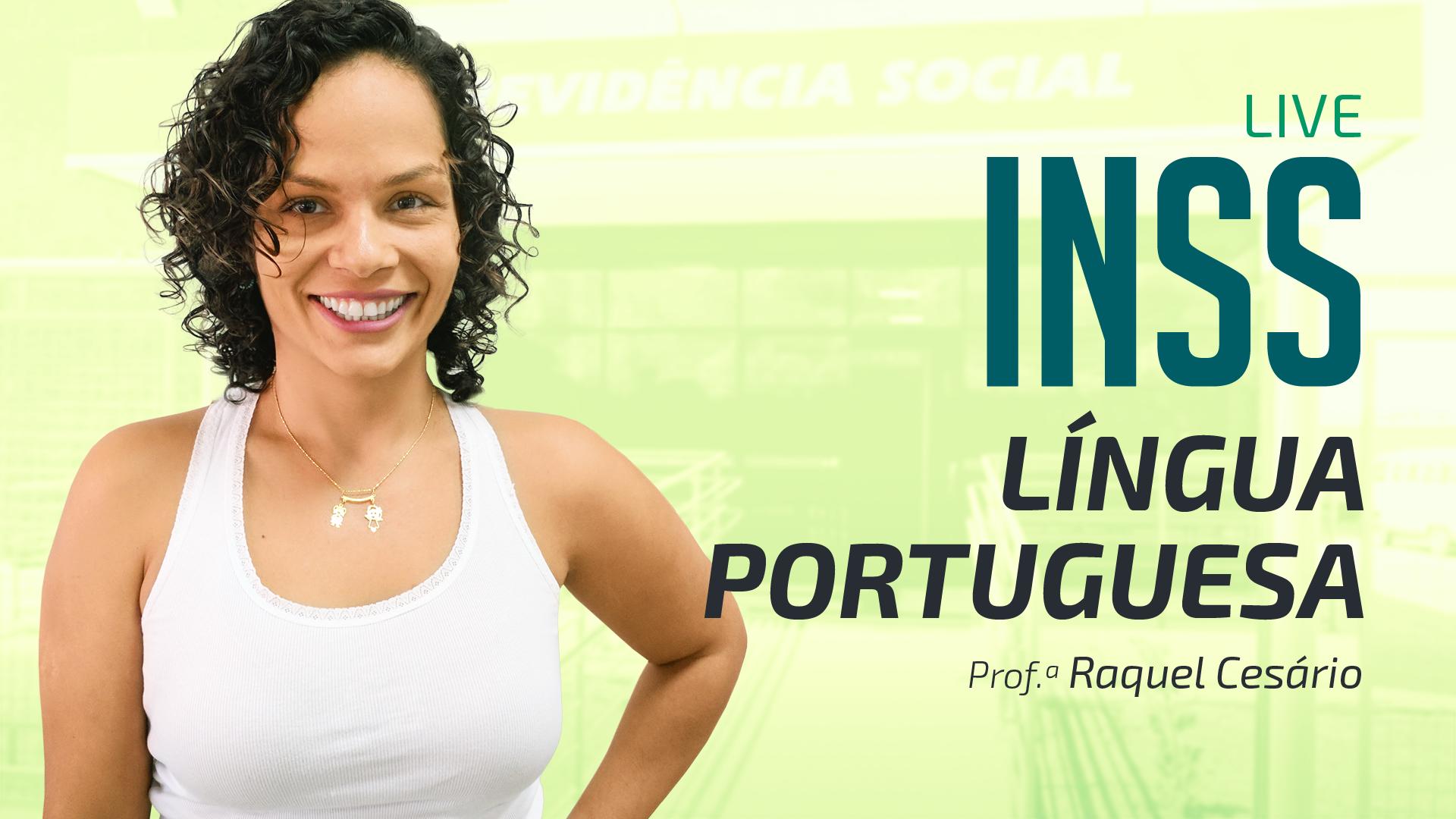 INSS - Língua Portuguesa
